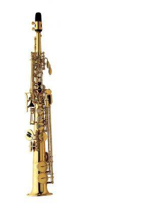 Saxofón soprano YANAGISAWA modelo Elimona S-981