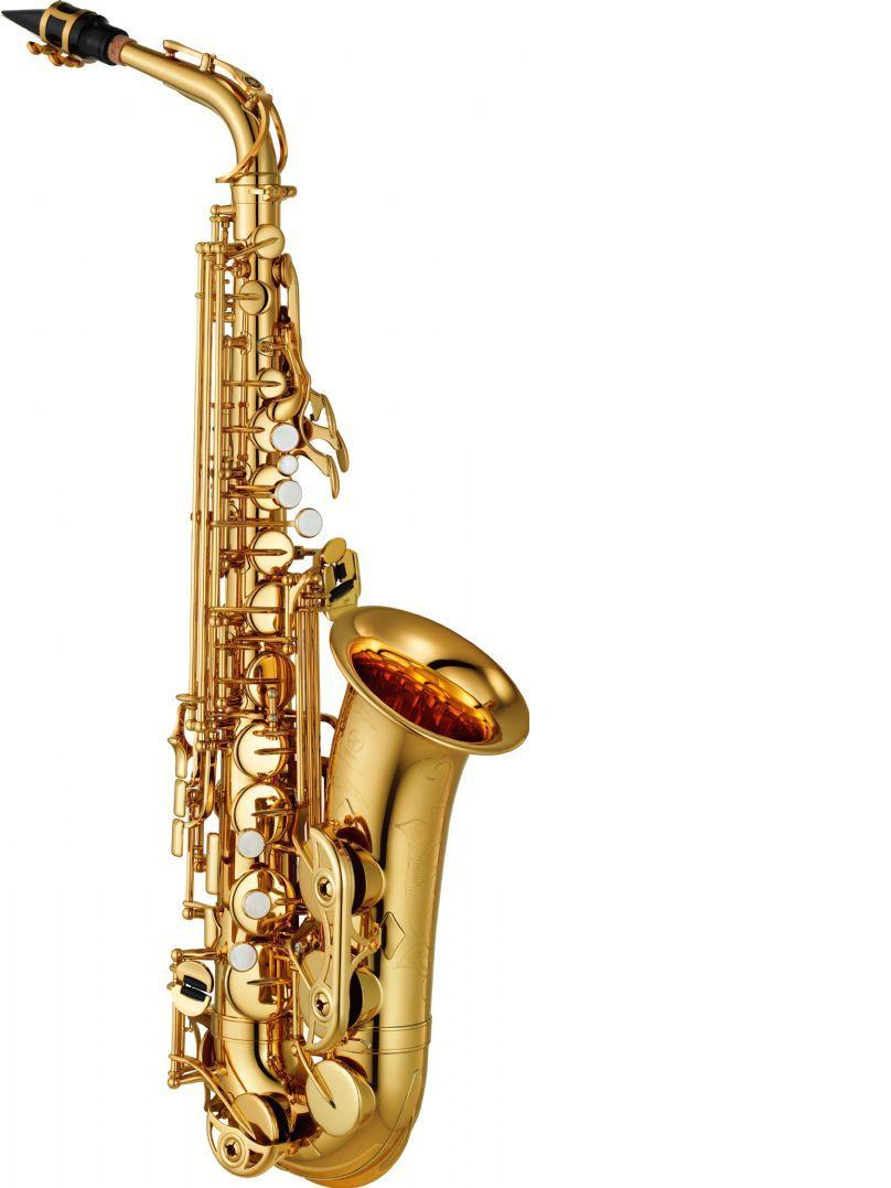 Saxofón alto YAMAHA modelo YAS 480
