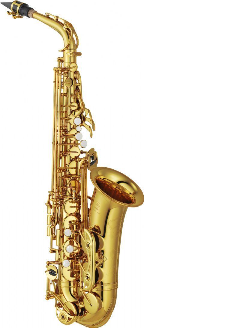 Saxofon alto YAMAHA modelo YAS 62 CSEU