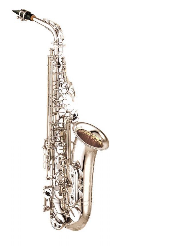 Saxofón alto YAMAHA modelo YAS 62 S