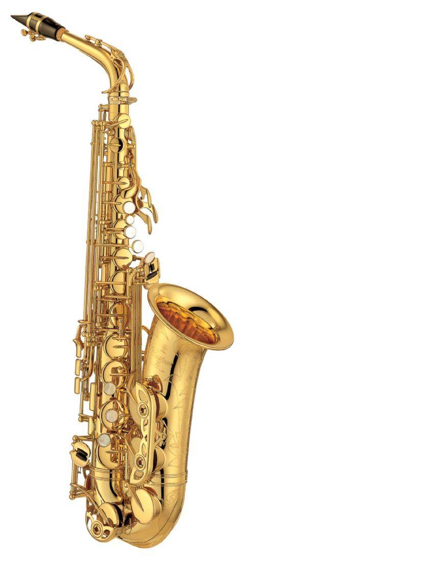 Saxofón alto YAMAHA modelo YAS 82 ZUL