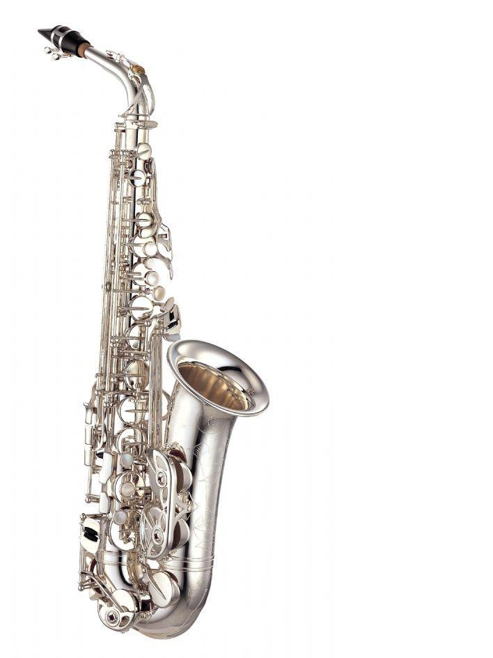 Saxofón alto YAMAHA modelo YAS 875 EXS