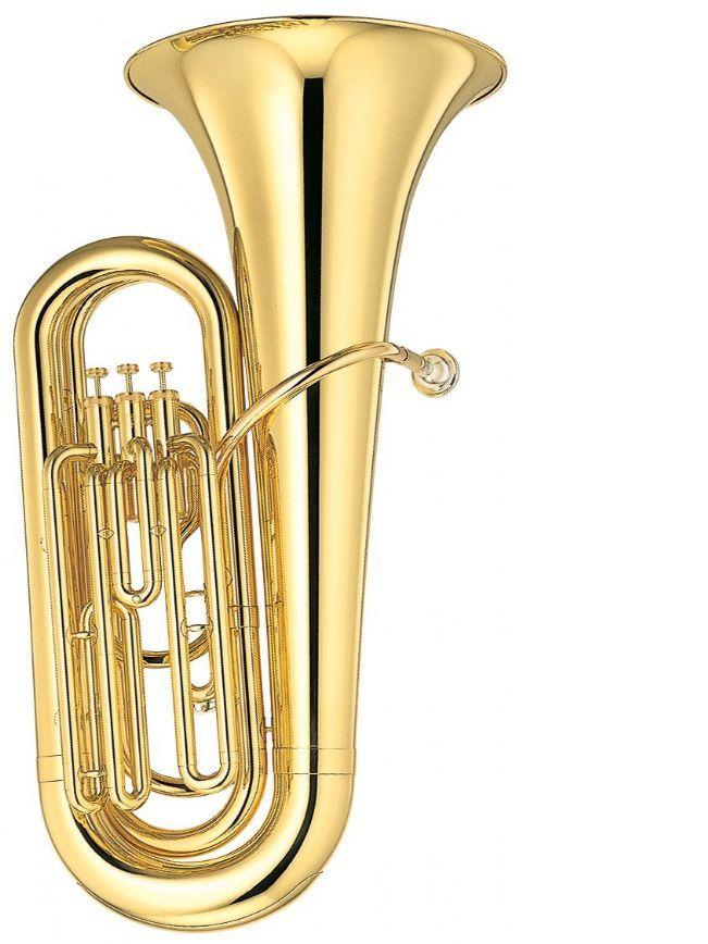 Tuba en Sib YAMAHA modelo YBB 105
