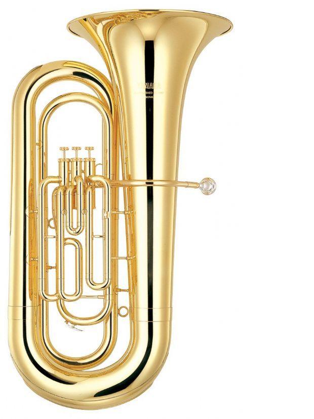 Tuba en Sib YAMAHA modelo YBB 201 S