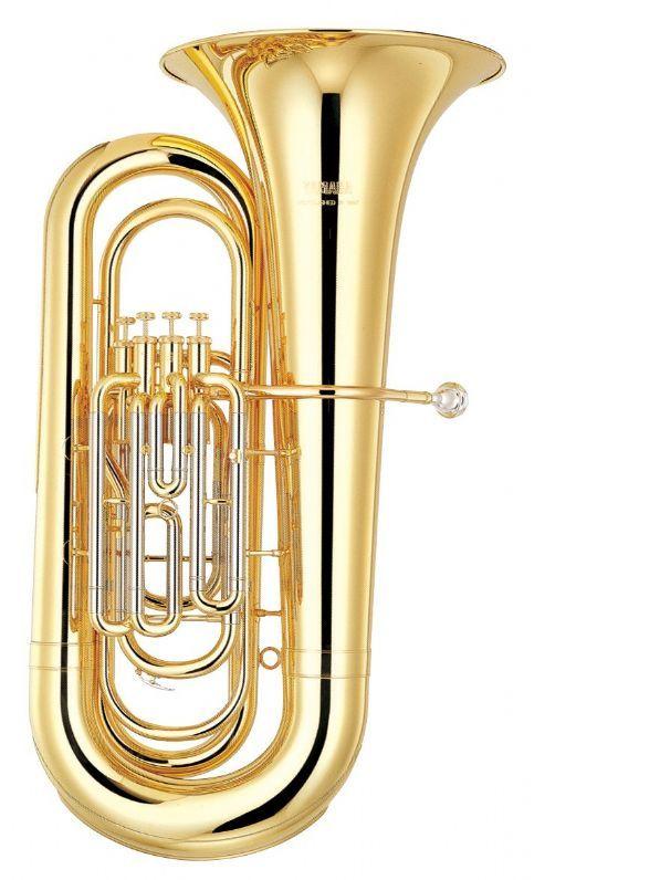 Tuba en Sib YAMAHA modelo YBB 321