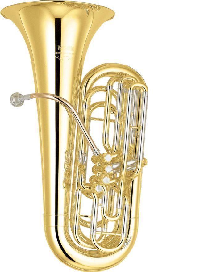 Tuba en Sib YAMAHA modelo YBB 621