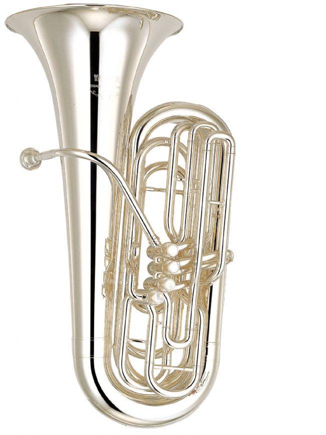 Tuba en Sib YAMAHA modelo YBB 621 S