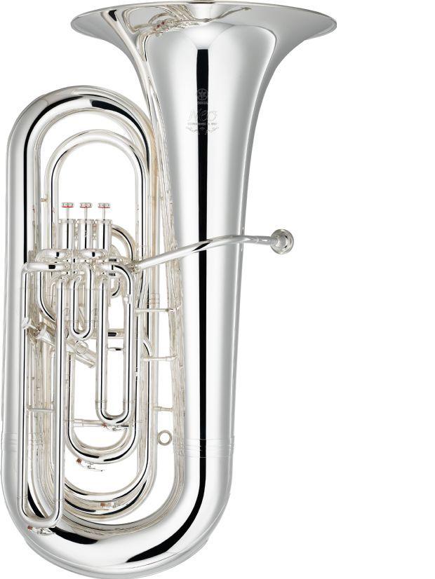 Tuba en Sib YAMAHA modelo YBB 632 S