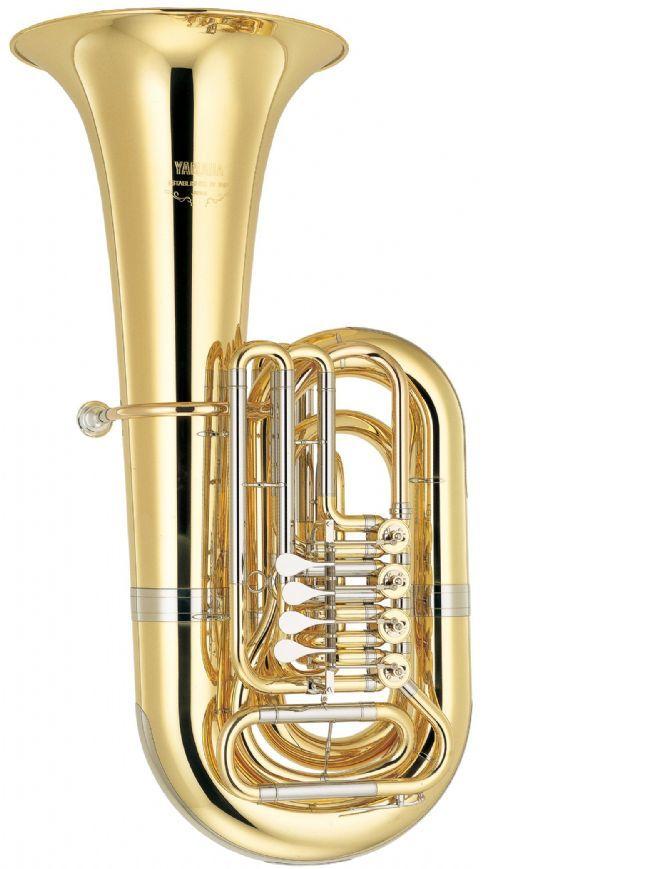 Tuba en Sib YAMAHA modelo YBB 641 E