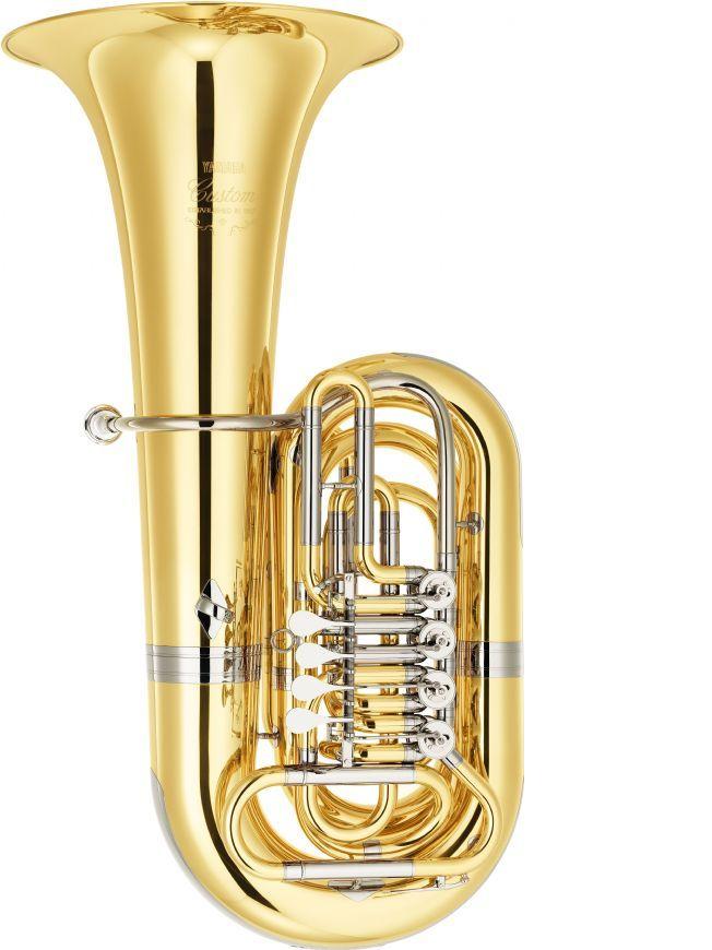 Tuba en Sib YAMAHA modelo YBB 841 E