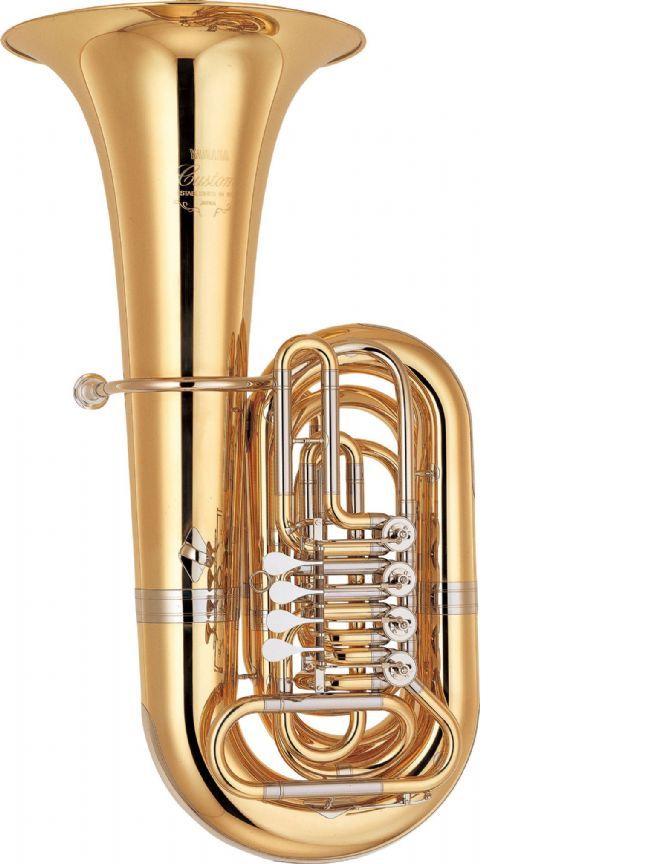 Tuba en Sib YAMAHA modelo YBB 841 GE