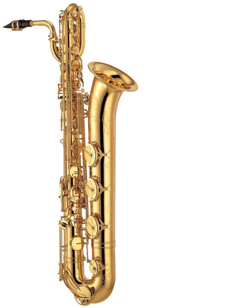 Saxofón barítono YAMAHA modelo YBS 62