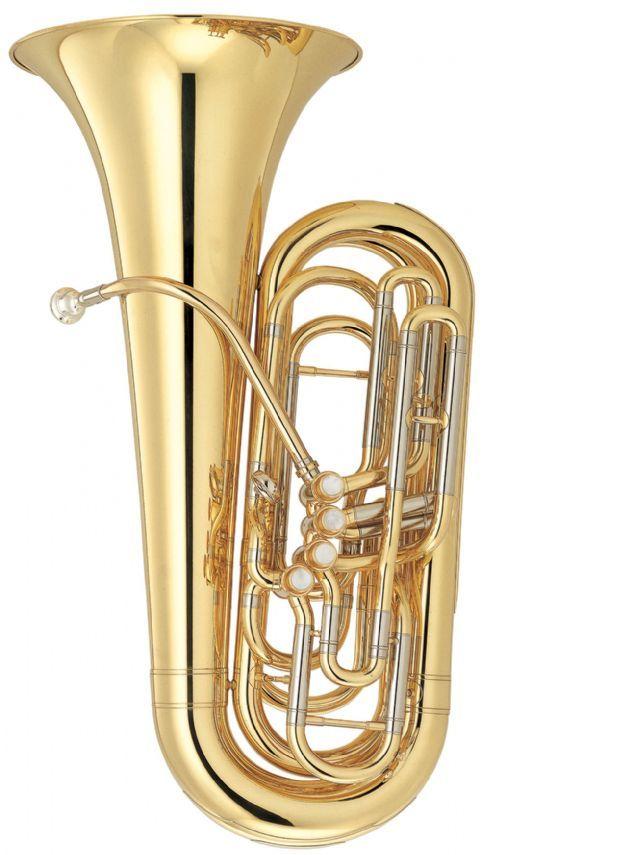 Tuba en Do YAMAHA modelo YCB 621 S