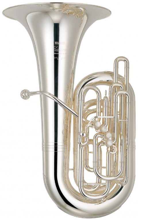 Tuba en Do YAMAHA modelo YCB 822