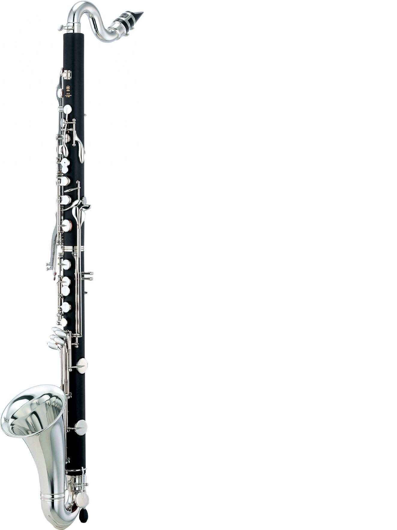 Clarinete Bajo YAMAHA modelo YCL 221 II