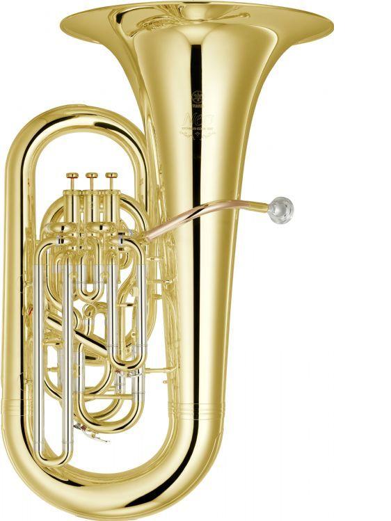 Tuba en Mib YAMAHA modelo YEB 632