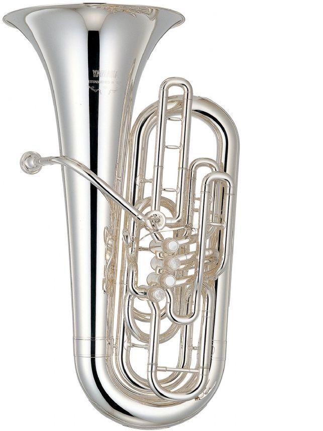 Tuba en Fa YAMAHA modelo YFB 621