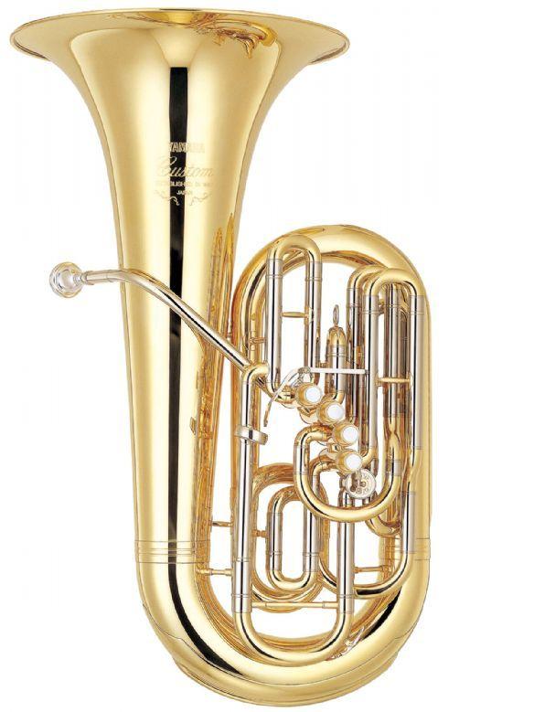 Tuba en Fa YAMAHA modelo YFB 822