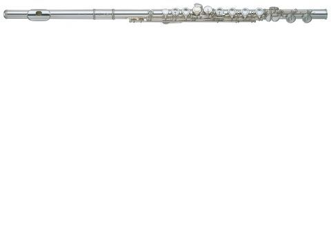 Flauta YAMAHA modelo YFL 587