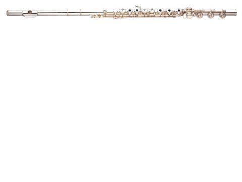Flauta YAMAHA modelo YFL 587 H