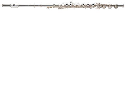 Flauta YAMAHA modelo YFL 787 H