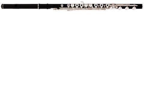 Flauta travesera de madera YAMAHA modelo YFL 894 WH