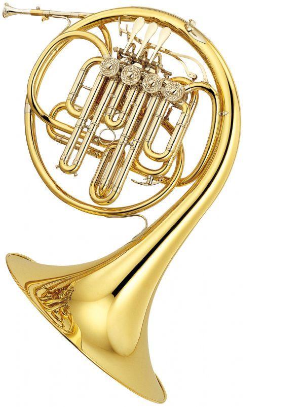 Trompa YAMAHA modelo YHR 881 GD