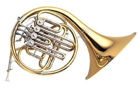 Trompa YAMAHA modelo YHR 882 G