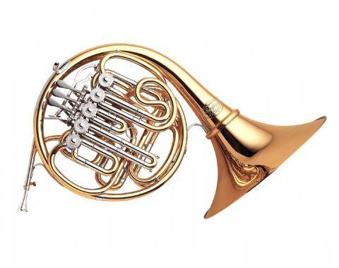 Trompa YAMAHA modelo YHR 882 GD