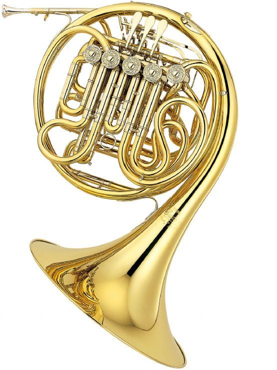 Trompa YAMAHA modelo YHR 892 GD