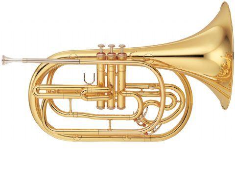 Trompa de marcha YAMAHA modelo YHR 302 M