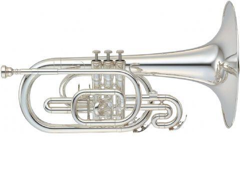 Trompa de marcha YAMAHA modelo YMP 204 M