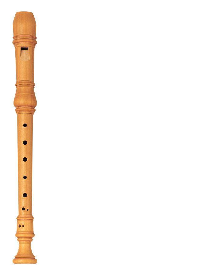 Flauta soprano de pico YAMAHA modelo YRS 61