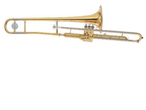 Trombon de pistones en Do YAMAHA modelo YSL 354 VC