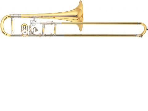 Trombon alto YAMAHA modelo YSL 872
