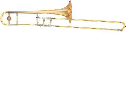 Trombon YAMAHA modelo YSL 881 G