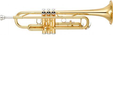 Trompeta YAMAHA modelo YTR 3335