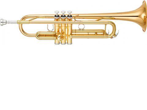 Trompeta YAMAHA modelo YTR 4335 GII