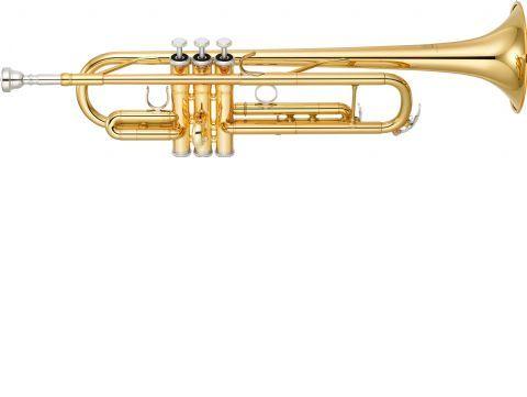 Trompeta YAMAHA modelo YTR 4435 II