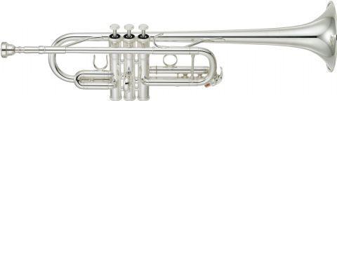 Trompeta YAMAHA modelo YTR 4435 S II