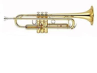 Trompeta YAMAHA modelo YTR 5335 G