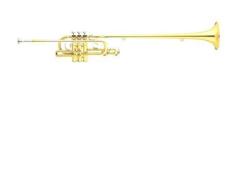 Trompeta heráldica YAMAHA modelo YTR6330 F