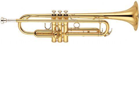 Trompeta YAMAHA modelo YTR 6335