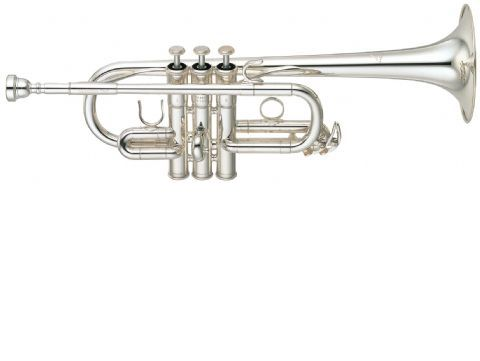 Trompeta YAMAHA modelo YTR 6610