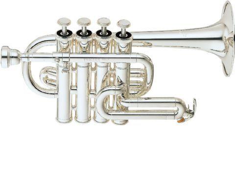 Trompeta piccolo YAMAHA modelo YTR 6810