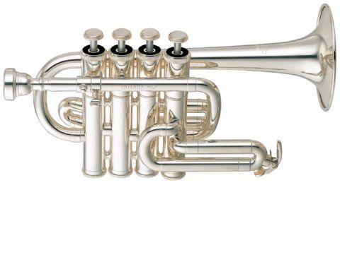 Trompeta piccolo YAMAHA modelo YTR 6810 S