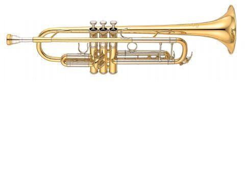 Trompeta YAMAHA modelo YTR 8345