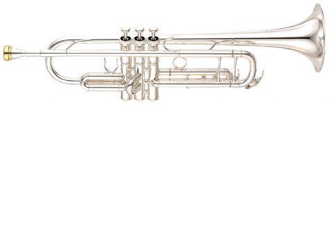 Trompeta YAMAHA modelo YTR 8345 GS