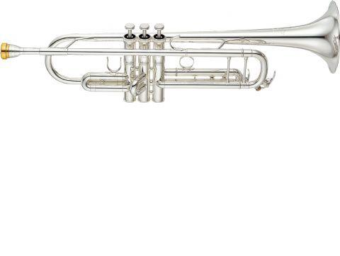Trompeta YAMAHA modelo YTR 8345 S