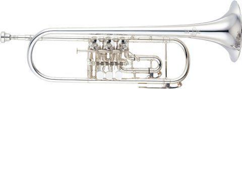 Trompeta de cilindros YAMAHA modelo YTR 938  FFM S